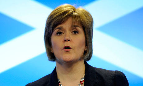 Nicola Sturgeon, MSP & Deputy First Minister